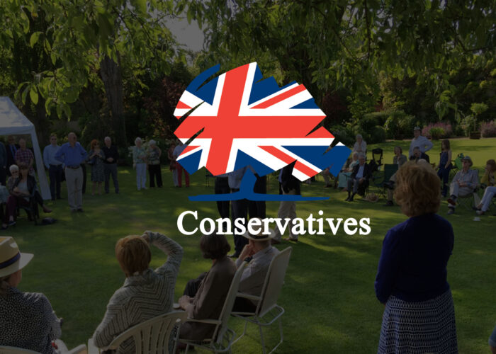 conservatives front